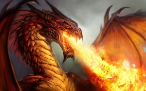 fire-spitting-dragon